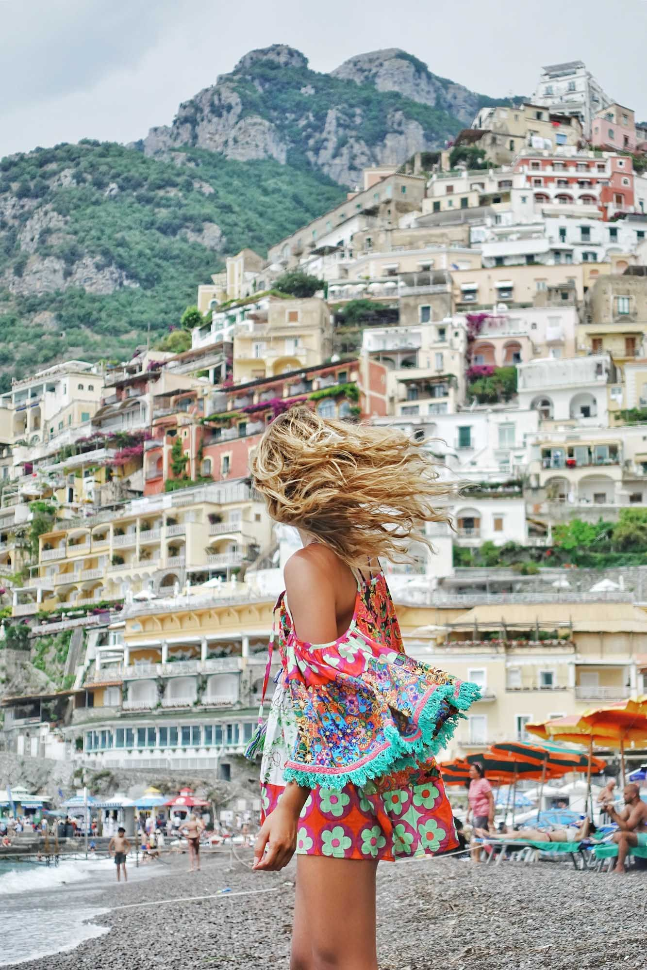 Sony RX100V Tips & Tricks, Positano, Italy