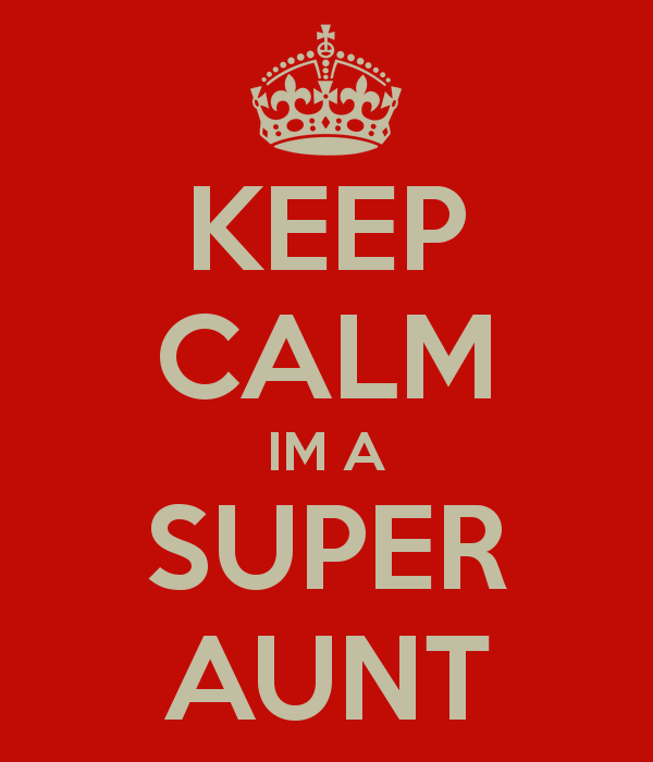 Wise Super-Auntie