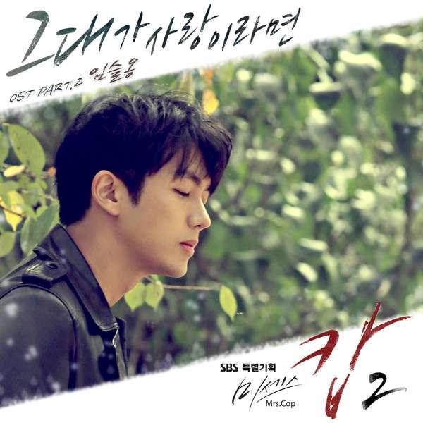 Seulong (2AM) - Mrs. Cop 2 OST Part.2 - If You Love K2Ost free mp3 download korean song kpop kdrama ost lyric 320 kbps