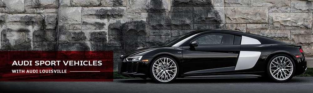 Audi Sports Car Dealer in Louisville, KY
