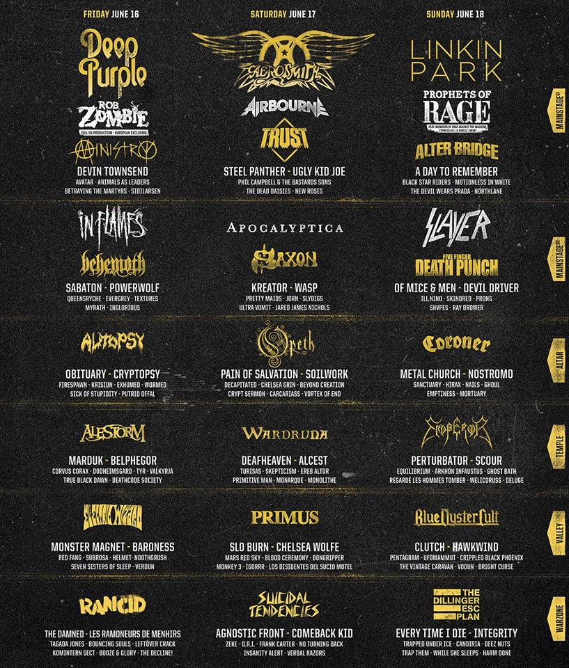 Hellfest Open Air 2017