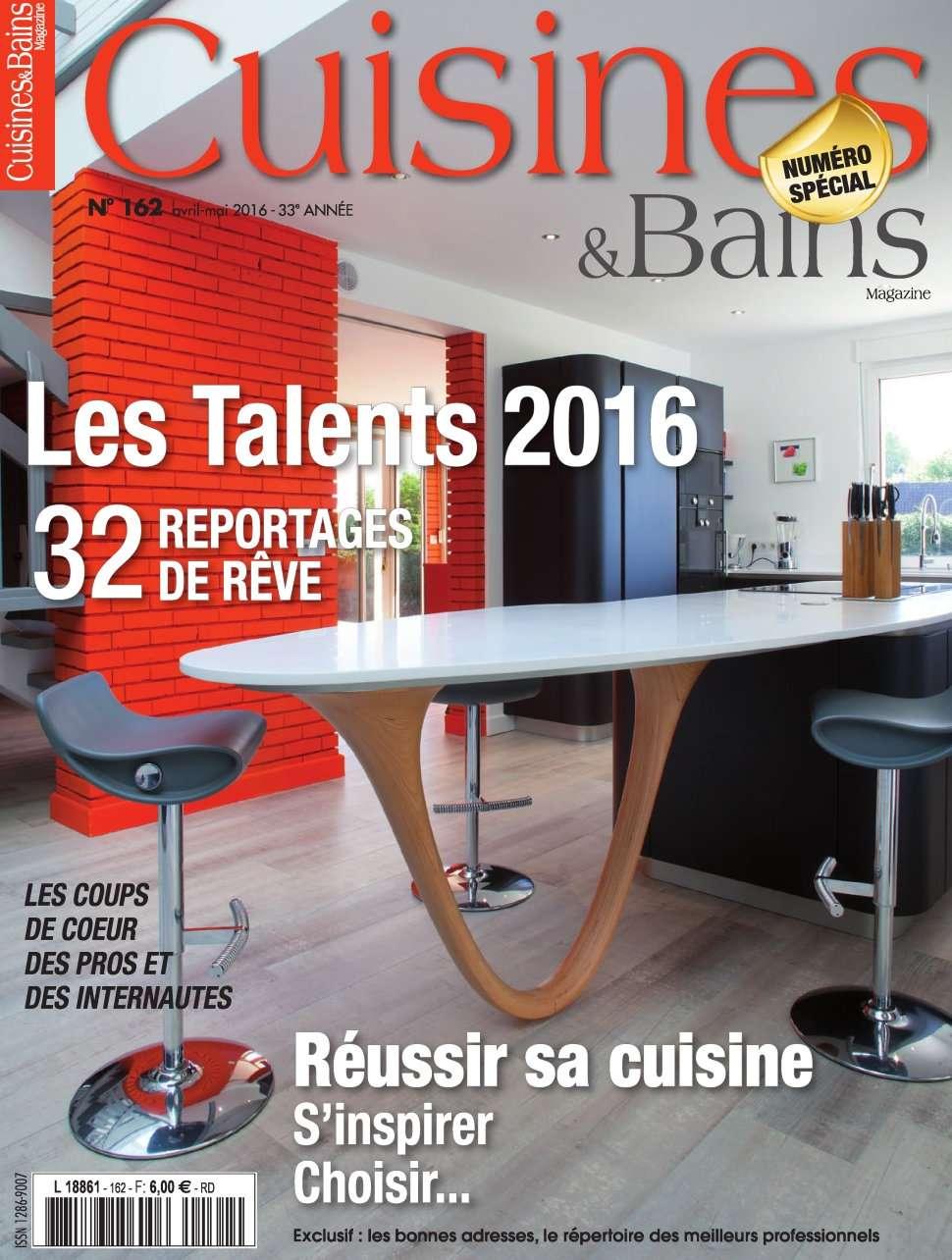 Cuisines & Bains 162 - Avril/Mai 2016