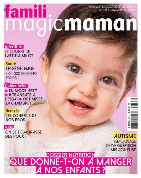 Famili Magicmaman - Octobre-Novembre 2016