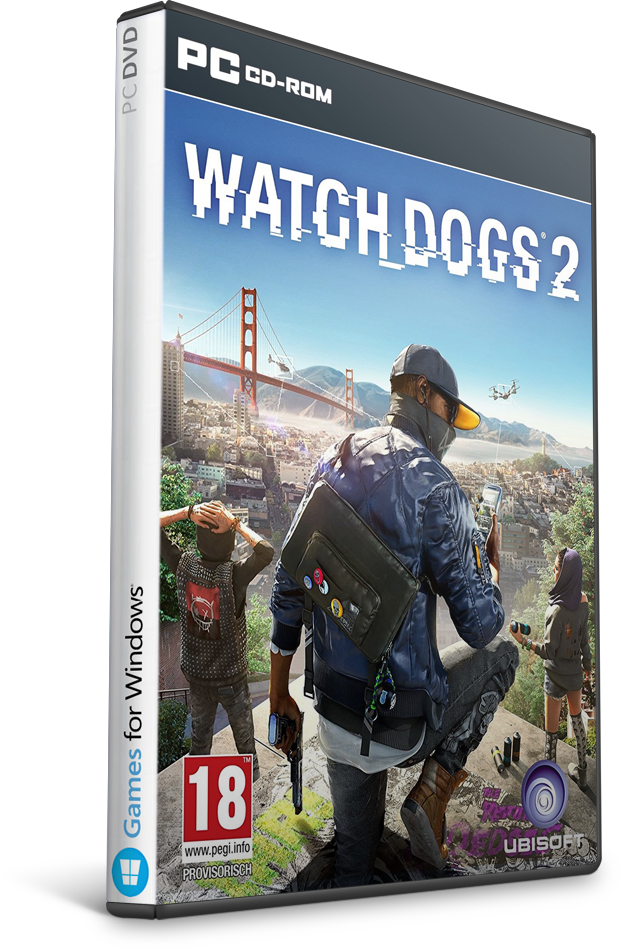 [Fshare|4Share] Watch Dogs 2 - CPY + PLAZA [Action/ISO|2017]