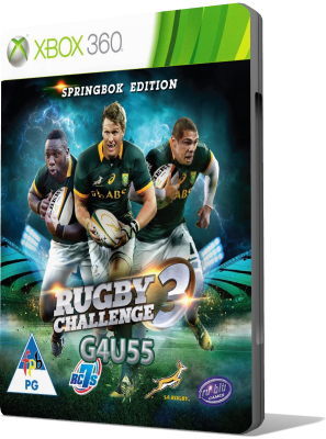 [XBOX360] Rugby Challenge 3 (2016) - SUB ITA