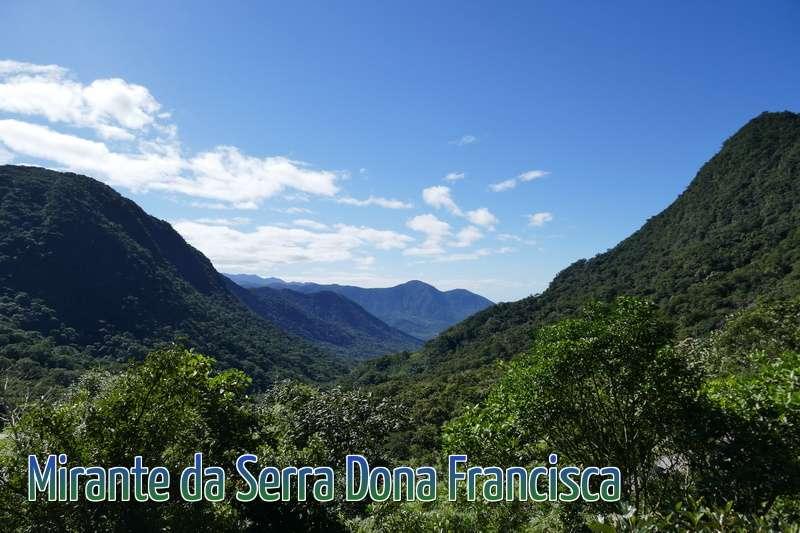 Mirante da Serra Dona Francisca
