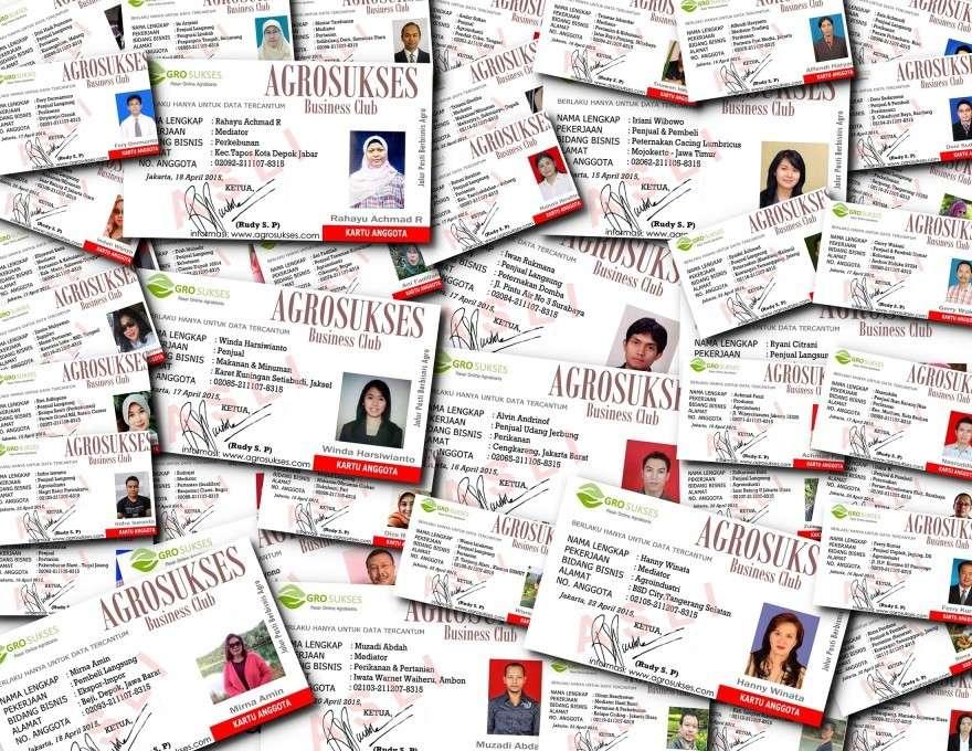 Agrosukses Card