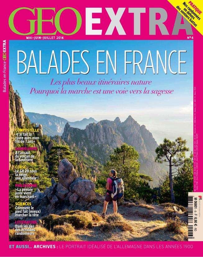 Geo Extra 6 - Mai-Juillet 2016
