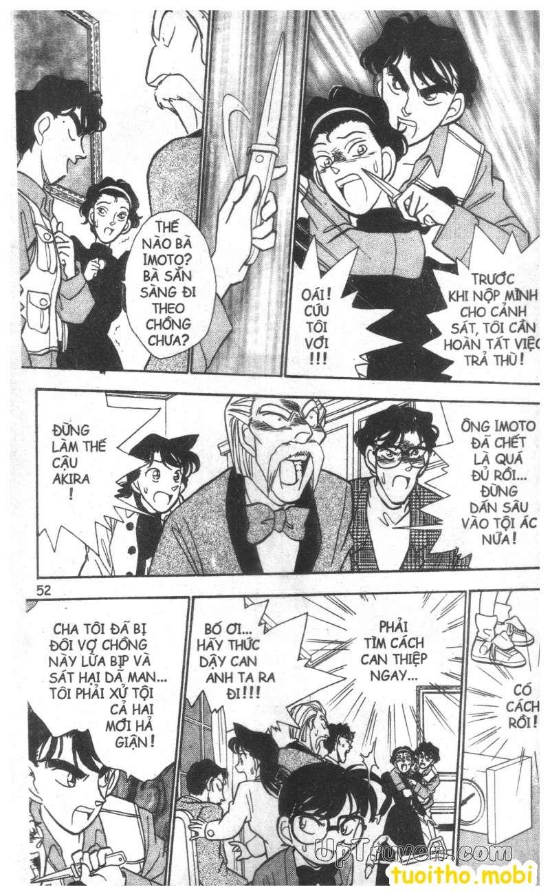đọc truyện Conan bộ đặc biệt chap 20 trang 11