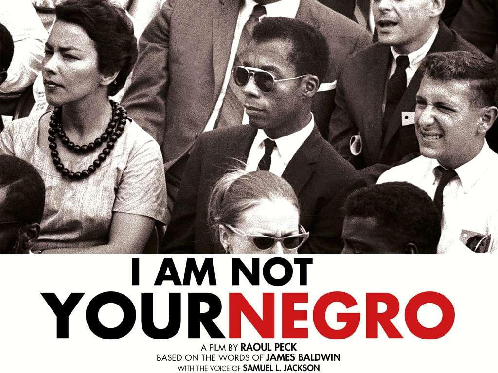 Δεν είμαι ο Νέγρος σου (I Am Not Your Negro) Movie