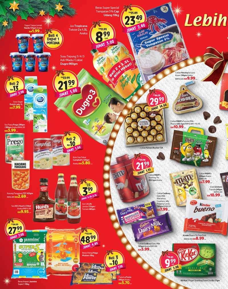 Tesco Malaysia Weekly Catalogue (8 December - 14 December 2016)