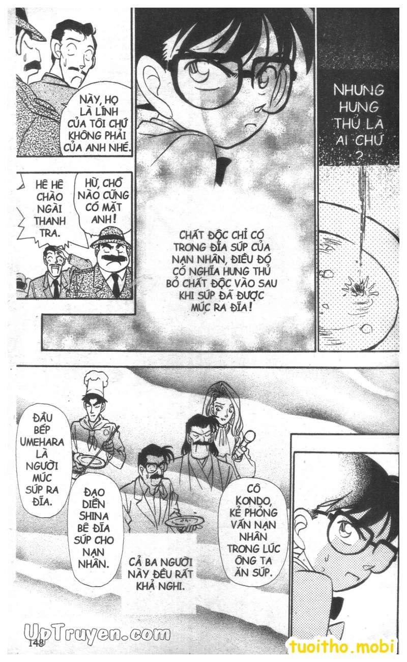 đọc truyện Conan bộ đặc biệt chap 25 trang 15