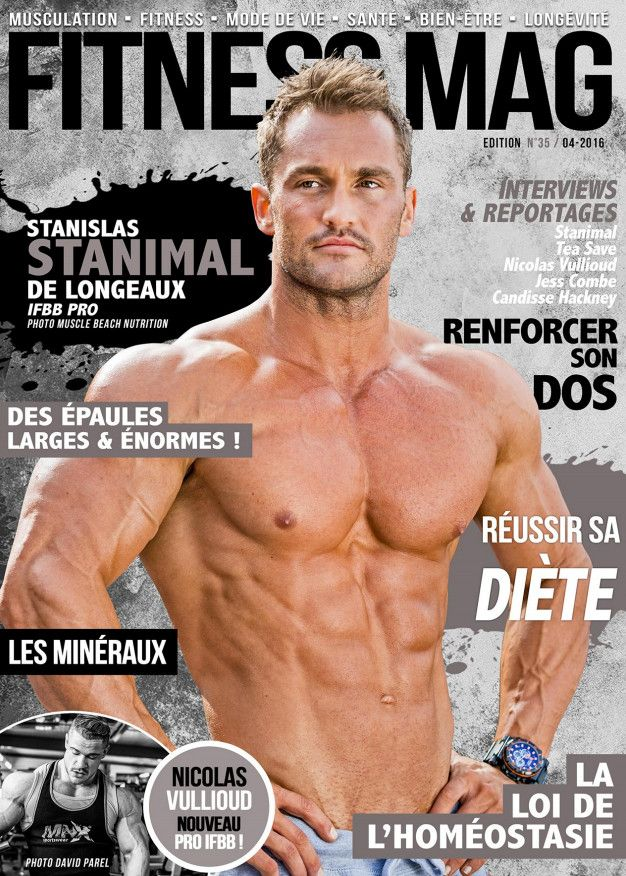 Fitness Mag 35 - Avril 2016