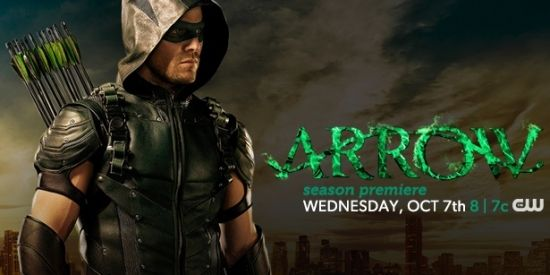 Arrow 4° temporada
