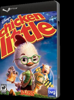 [PC] Disney's Chicken Little (2005) - FULL ITA