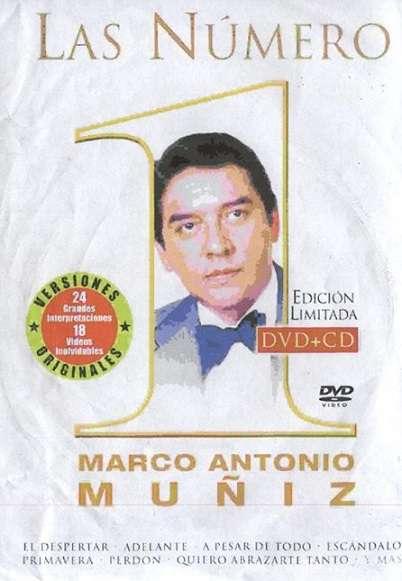Marco Antonio Muñiz: Las Numero Uno De