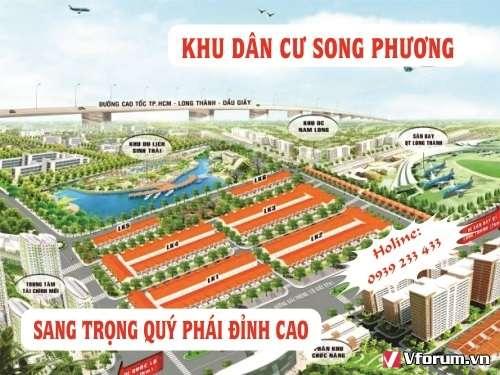 KDC Song Phuong gần sân bay Long Thành Dong Nai