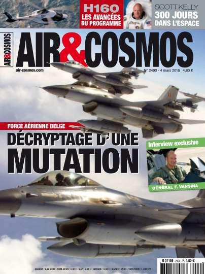 Air & Cosmos - 4 au 10 Mars 2016