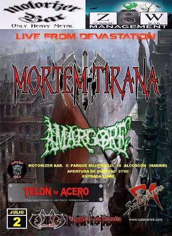 Mortem + Amargore cartel