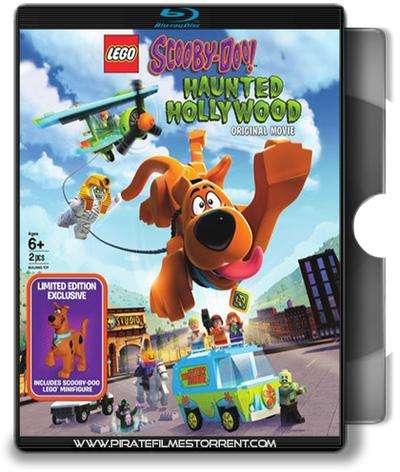Lego Scooby Doo - Hollywood Assombrada