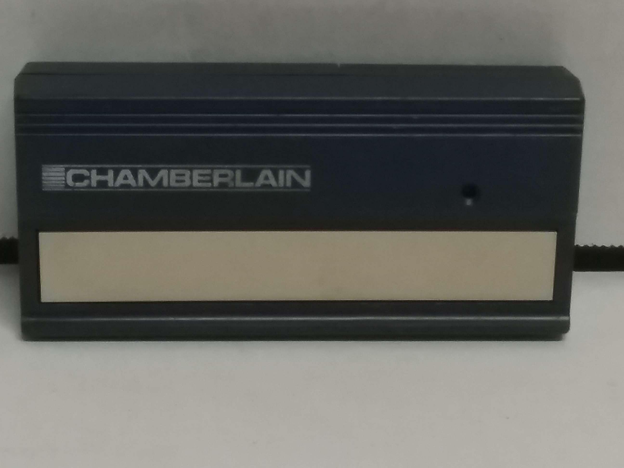 Chamberlain liftmaster single button garage door gate remote opener 850cb - Chamberlain liftmaster garage door ...