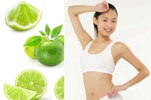 Những cách detox giảm cân, làm đẹp da bằng chanh