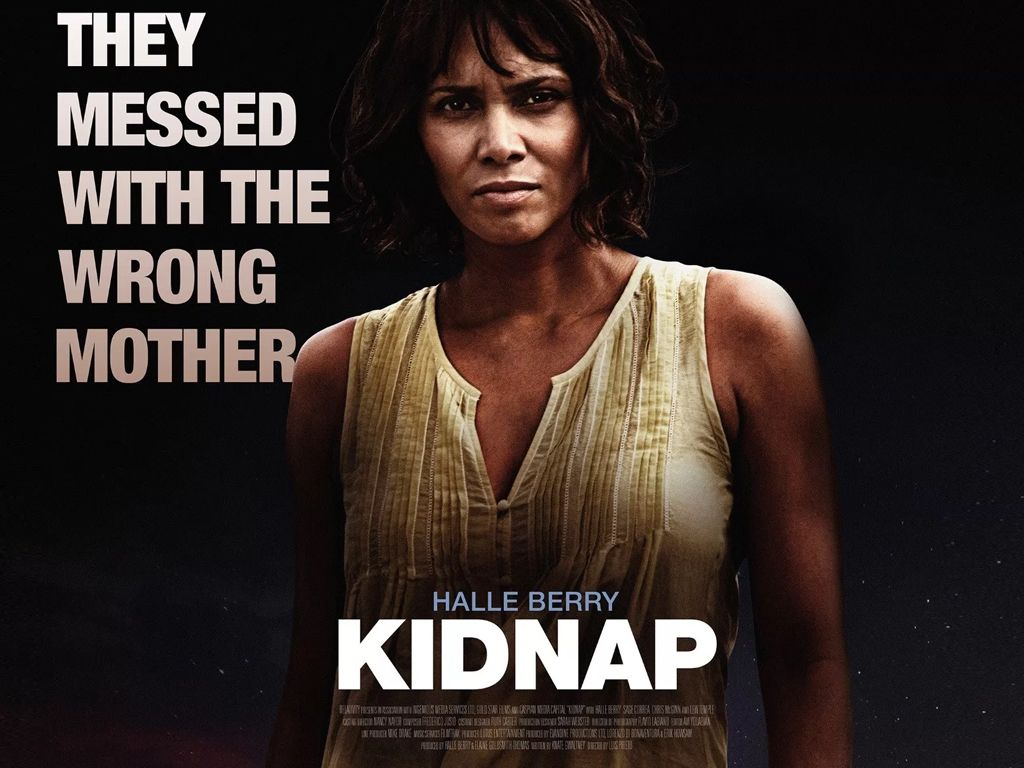 Απαγωγή (Kidnap) Quad Poster Πόστερ
