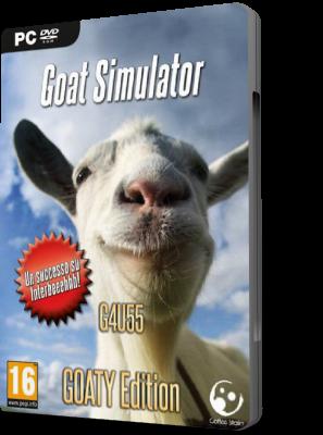 Goat Simulator GOATY DOWNLOAD PC SUB ITA (2016)