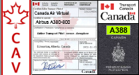 A388 Certified