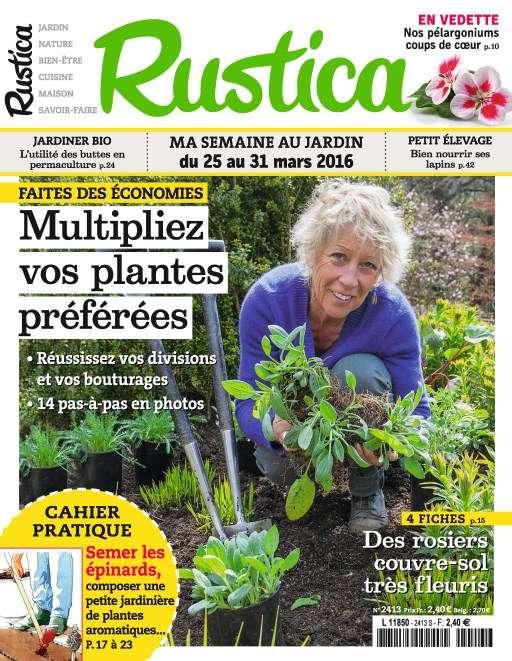Rustica 2413 - 25 au 31 Mars 2016