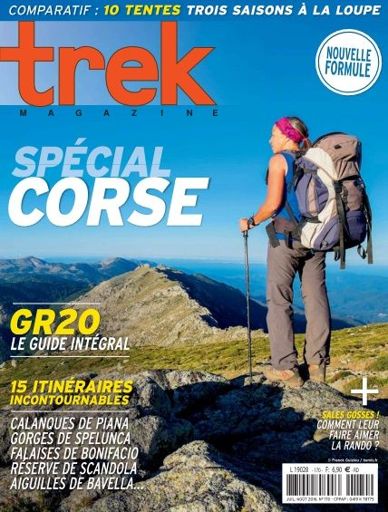 Trek Magazine - Juillet/Août 2016