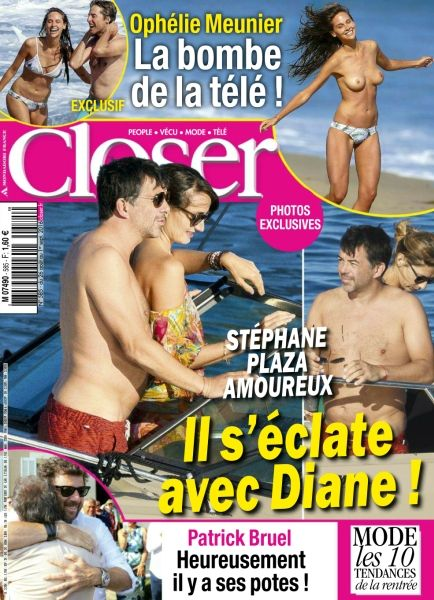Closer France - 26 Août au 1er Septembre 2016