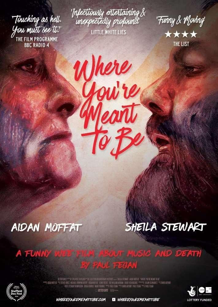 Where Υou're Μeant to Βe Τραγούδια Που Μου Έμαθε Ο Τόπος Μου Πόστερ Poster