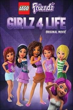 LEGO Friends Girlz 4 Life - 2016 Türkçe Dublaj DVDRip indir