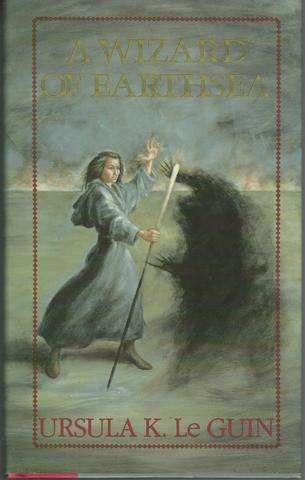 A Wizard of Earthsea (The Earthsea Cycle, Book 1), Le Guin, Ursula  K.