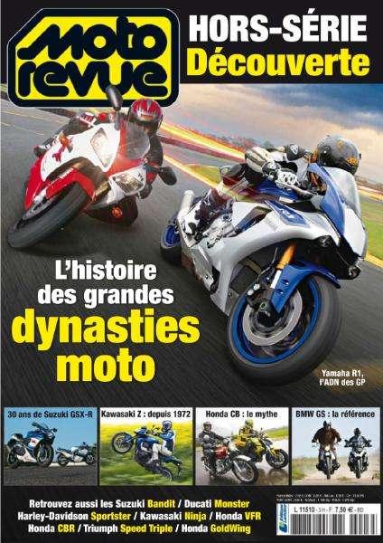 Moto Revue Hors-Série - Dynasties De Légende 2016