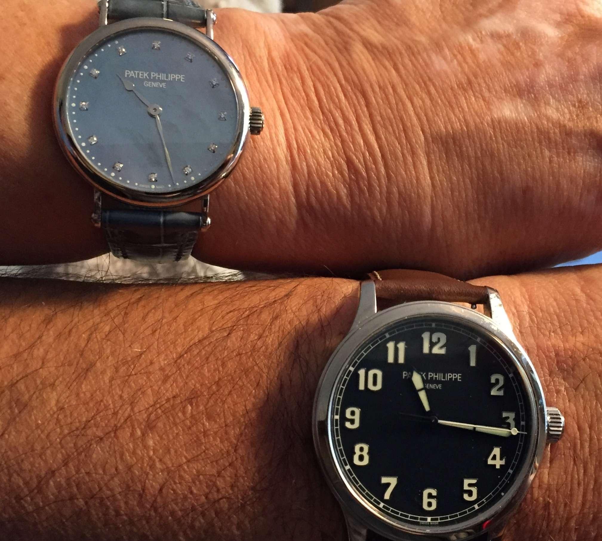 Timezone Patek Philippe Current Patek Model Non Nautilus