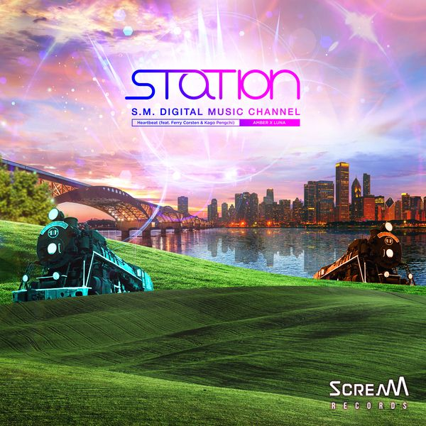 Amber, Luna f(x) - Heartbeat - SM Station K2Ost free mp3 download korean song kpop kdrama ost lyric 320 kbps