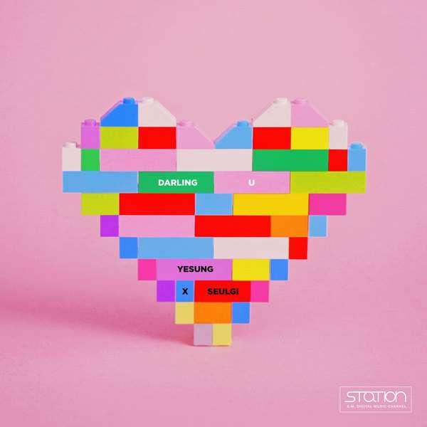 Yesung (Super Junior), Seulgi (Red Velvet) - Darling U K2Ost free mp3 download korean song kpop kdrama ost lyric 320 kbps