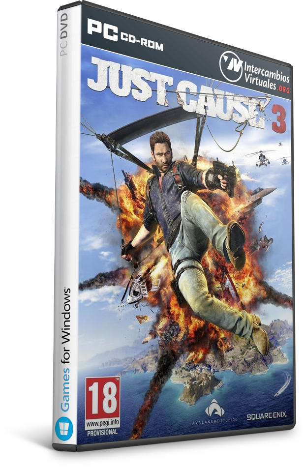just cause 3 download link