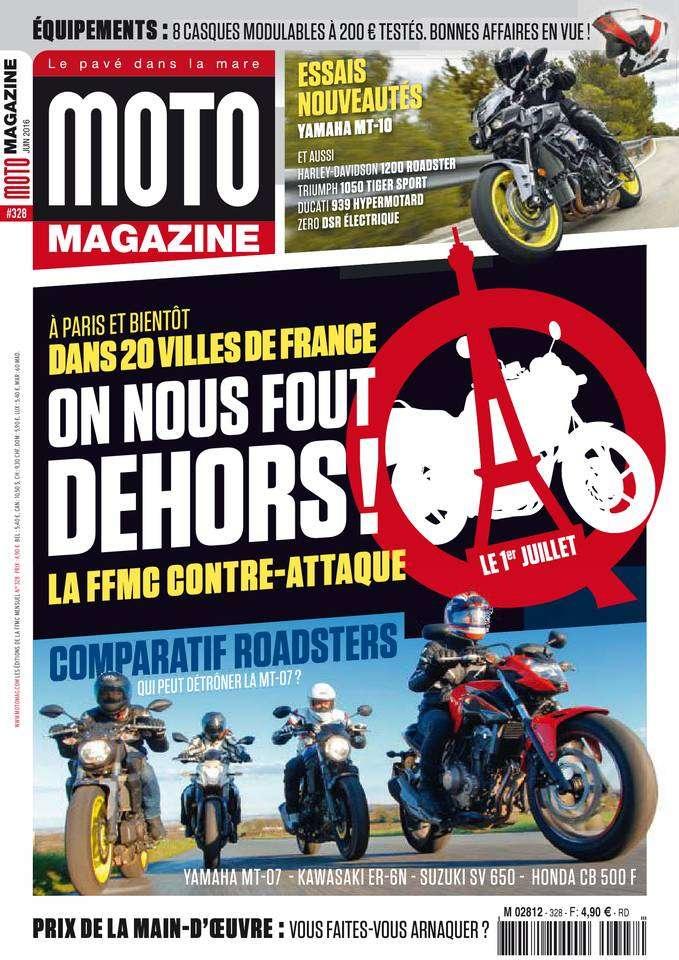 Moto Magazine - Juin 2016