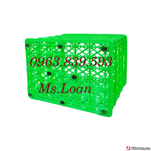 Sóng nhựa  bánh xe lớn, sóng nhựa công nghiệp đựng hàng giá sỉ 0963.839.593 Loan