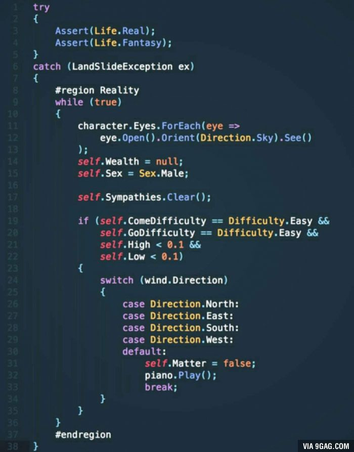 Read the source code and find the song name