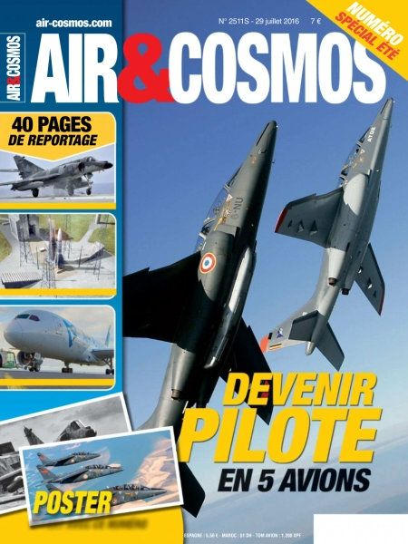 Air & Cosmos 2511 - 29 Juillet au 4 Août 2016