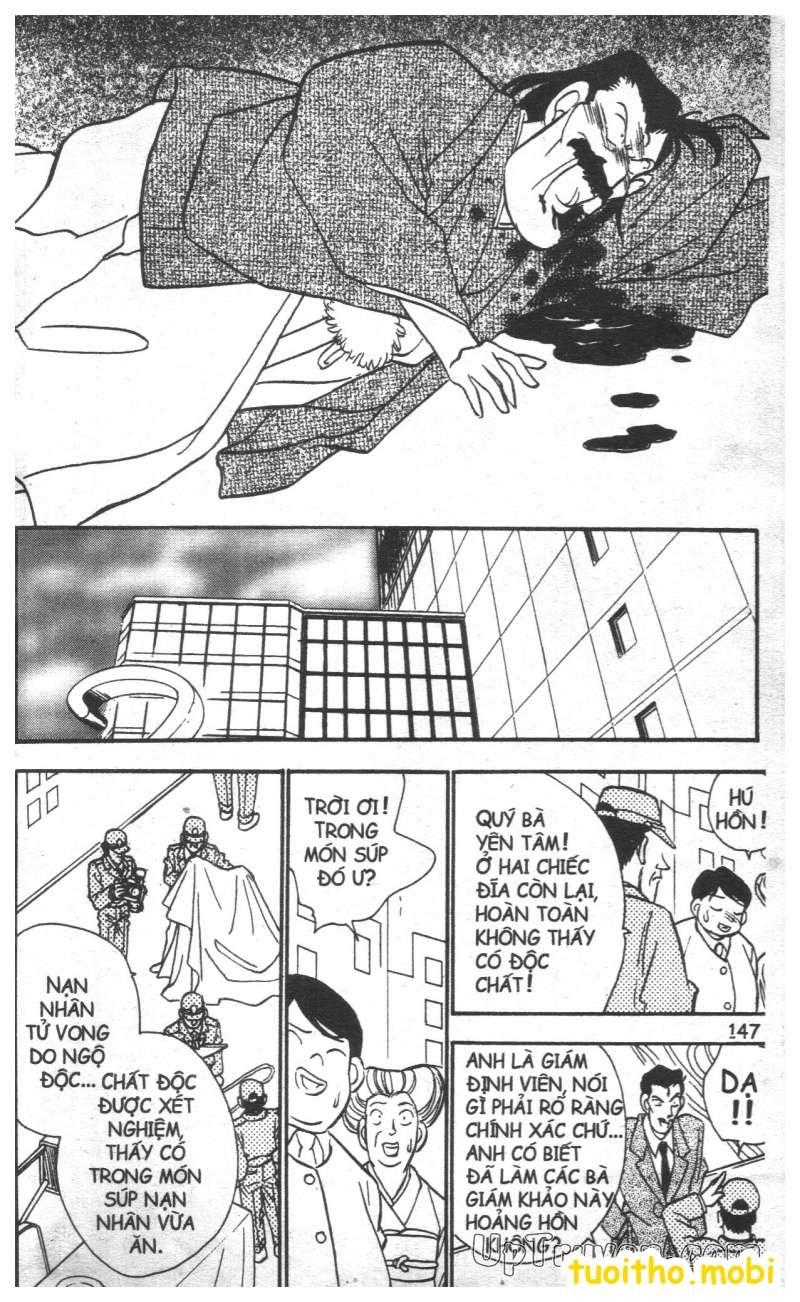 đọc truyện Conan bộ đặc biệt chap 25 trang 14