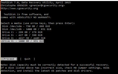 Comment r parer un disque dur pass en raw - Reparer table de partition disque dur ...