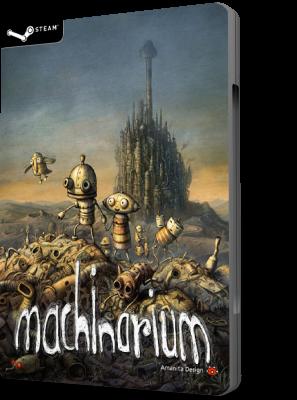 [PC] Machinarium - Definitive Version (2017) - SUB ITA