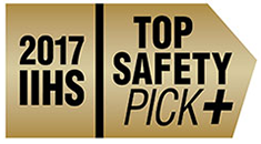 2017 IIHS Top Safety Pick+