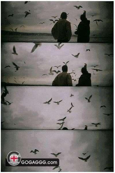 მაშინ რაღაც სხვა ყოფილა სიყვარული კი არა.