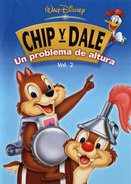 Chip n Dale: Trouble In a Tree (2005)